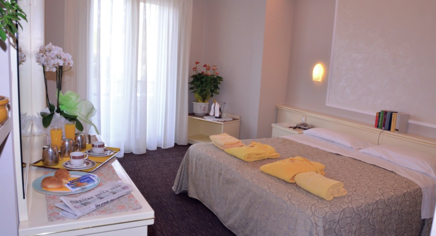 Marconi Standard Zimmer - Hotel Terme Marconi