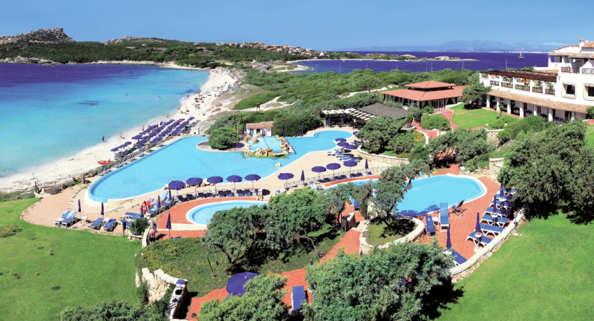 Colonna Grand Hotel Pools - Colonna Grand Hotel Capo Testa