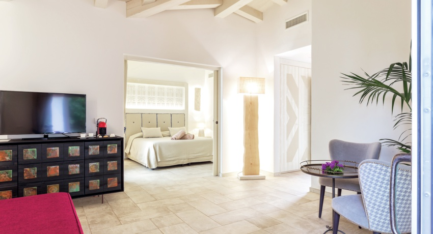 Corte Bianca Junior Suite - Experience Hotel Corte Bianca Adults Only