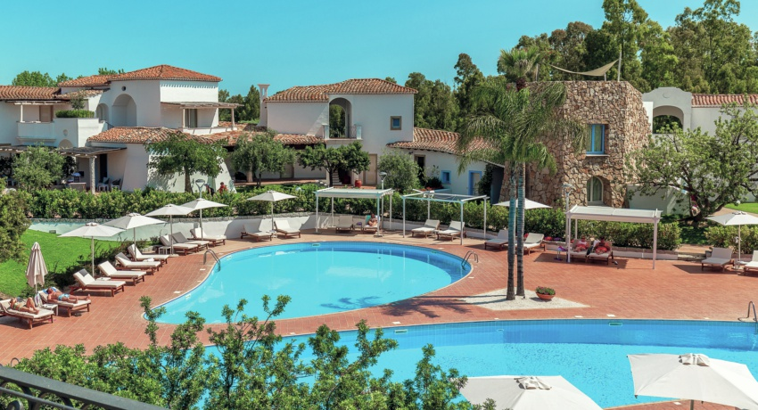 Corte Bianca Pool - Experience Hotel Corte Bianca Adults Only